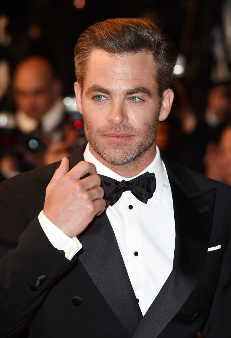 Men formal haircut well hello there love  celebrities  pinterest  chris pine dream