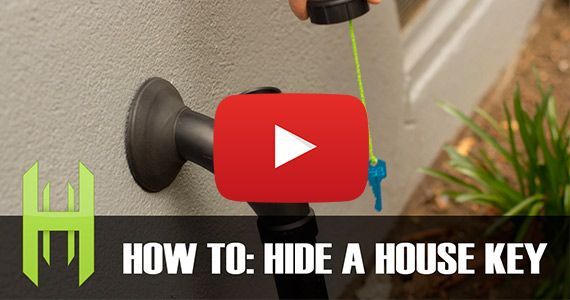 How To Hide A House Key In Plain Sight House Keys Hide
