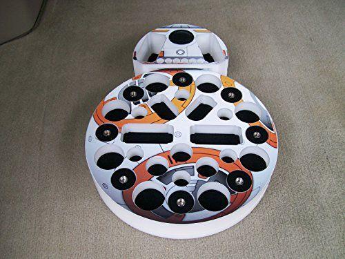 JWraps BB8 Custom Rotating Stand For ECigarette (ECig