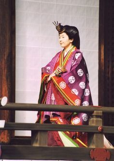 a5da454154 Japan s Princess Sayako in ancient Japanese formal court ensemble Junihitoe  (twelve-layered kimono garments) is seen as she pays respects at  sanctuaries ...