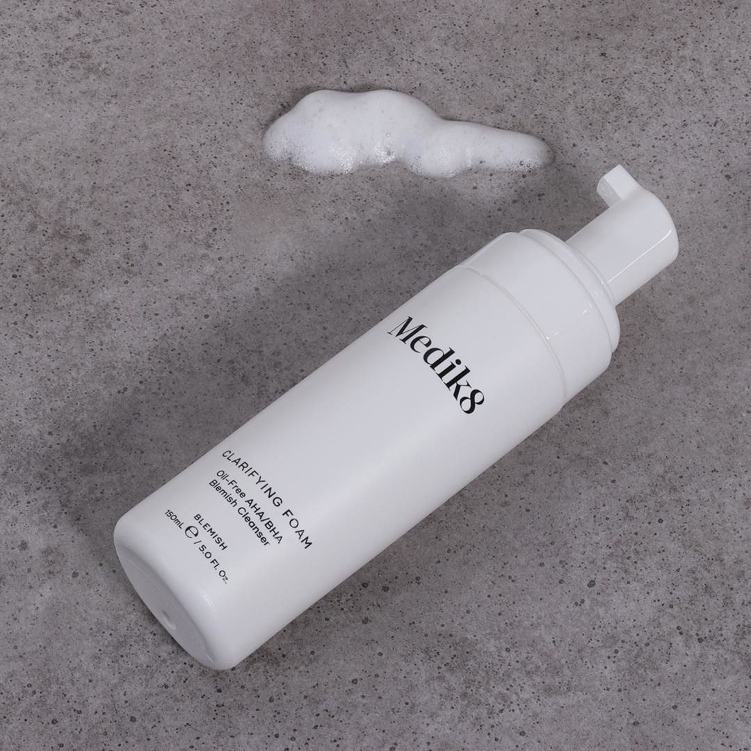 Detoxify Your Complexion Right Let S Clarify Something Sorry Couldn T Resist Our Clarifying Foam Is An Easy To U Cleanser Beauty Skin Care Beautiful Skin