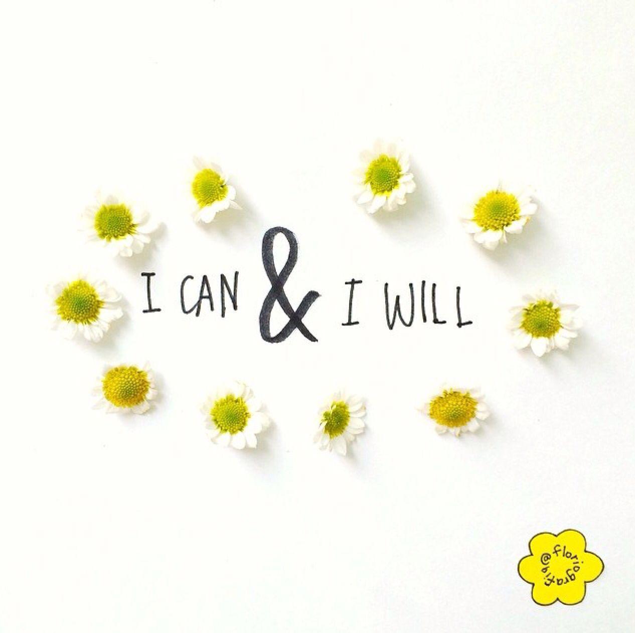 I Can I Will Frases Para Fotos Sozinha Frases