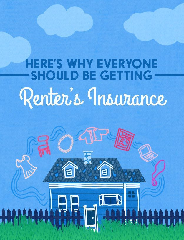 Here S Everything You Need To Know About Renters Insurance