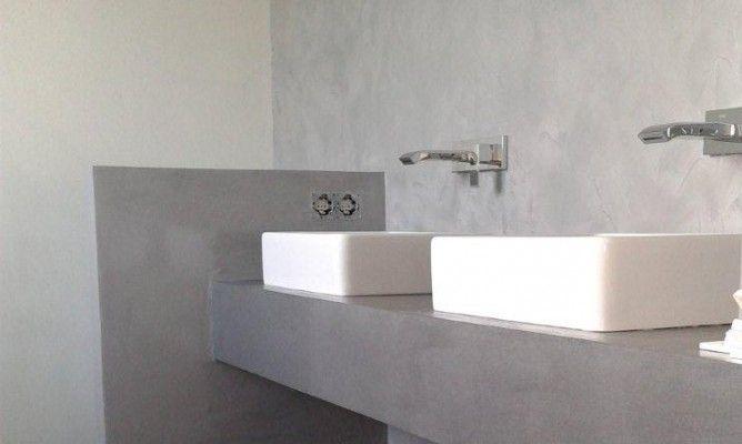 Aplicación Microcemento Baños. Proyectos - Microcemento CimentArt