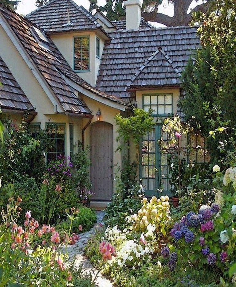 19+ Beatuy English Cottage Gardening Ideas Inspiration ...