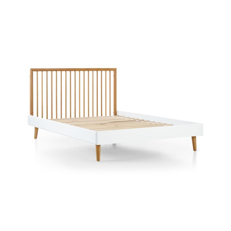 Best Mid Century Spindle Bed Conversion Kit In 2020 Spindle 400 x 300