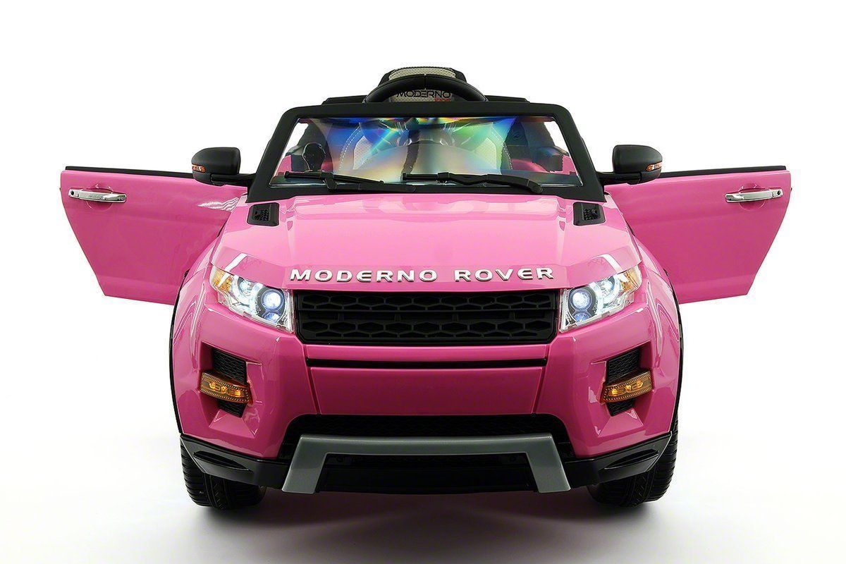 Sports Range Rover Ride On Car - Pink #pinkrangerovers Sports Range Rover Kids 12V Power Ride On Car for Kids with Parental Remote - PINK #pinkrangerovers Sports Range Rover Ride On Car - Pink #pinkrangerovers Sports Range Rover Kids 12V Power Ride On Car for Kids with Parental Remote - PINK #pinkrangerovers