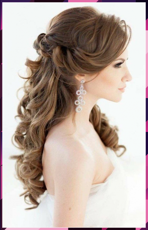 Pin Auf Frisur Hochzeit