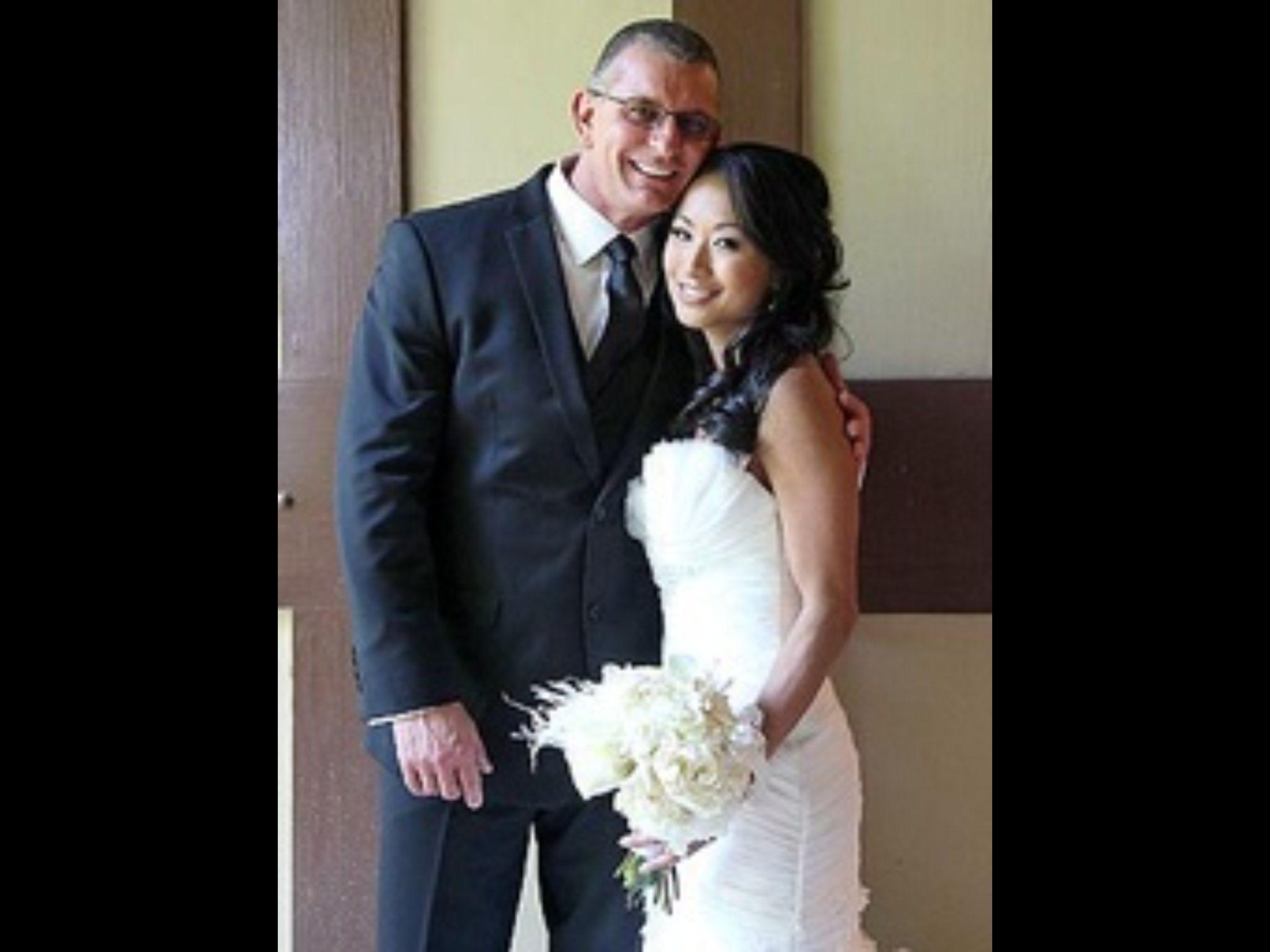 Random beautiful interracial wedding photo beautiful interracial