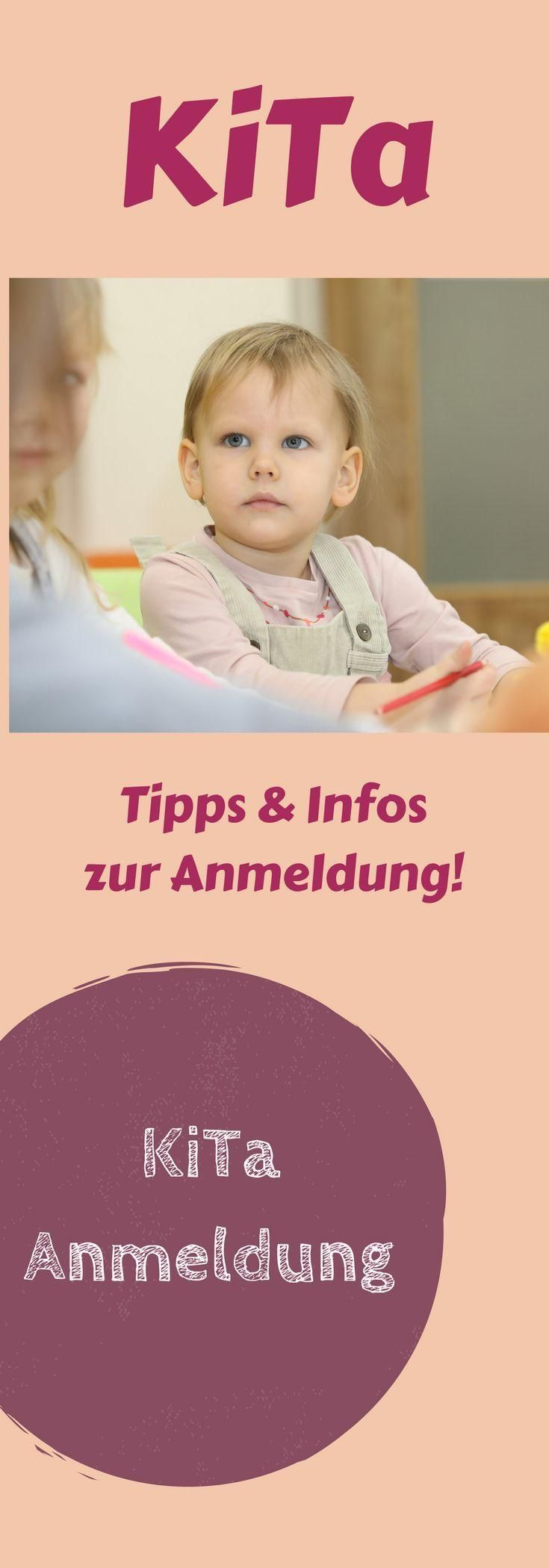 Kindergarten Anmeldung/ Probleme, Fakten und Tipps - Ein ...
