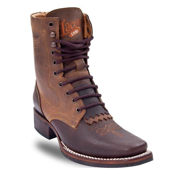 c51e0b7c5c7d Tombstone men s lace up color brown made with genuine leather and rubber  sole. Great boot made to last. BOOT RUNS BIG ( One size smaller is  recommend )