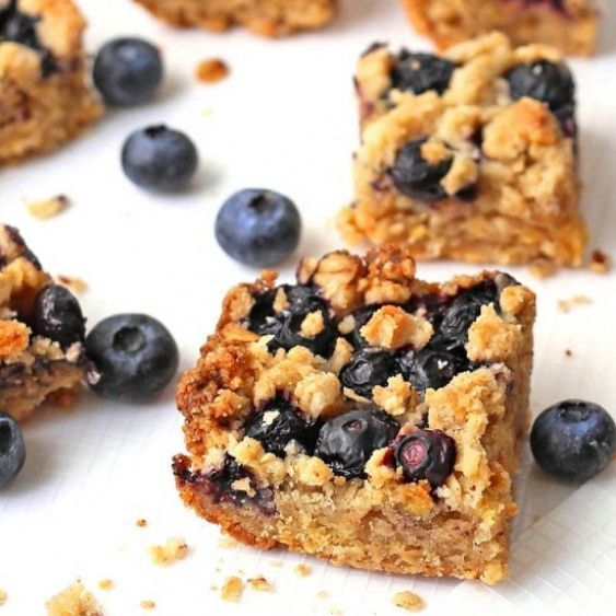 Oatmeal Crumble Bars. Recipe for blueberry oatmeal bars delicious simp...   - Fruity Recipes -