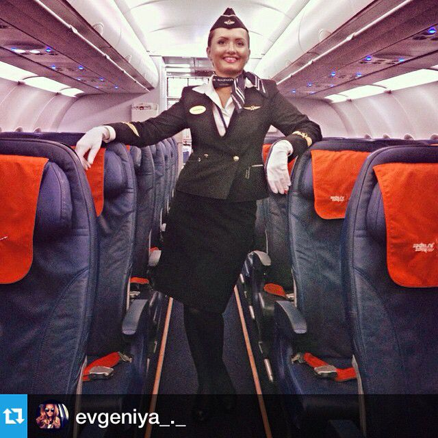 @evgeniya_._, спасибо за красоту!  Авиакомпания: @aeroflot Еще стюардессы компании: #stewardess_aeroflot  Как попасть к нам в ленту? 1. Отметь @topstewardess на своем лучшем фото. 2. Пиши тег: #topstewardess или #топстюардесс и название авиакомпании под своим фото! 3. Если Ваш профиль закрыт, а мы на Вас не подписаны, то присылайте Direct  #СамыекрасивыеРф #rfgirls #moscow #москва #msk #spb #piter #flight #plane #flightattendant #стюардесса #stewardess #airplane #cabincrew #аэрофлот…
