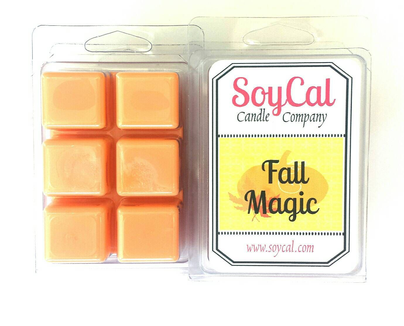 Holiday sparkle soy wax tarts scented wax warmer cubes