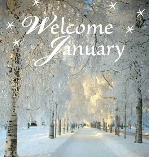Welcome January January Hello January January Quotes Hello