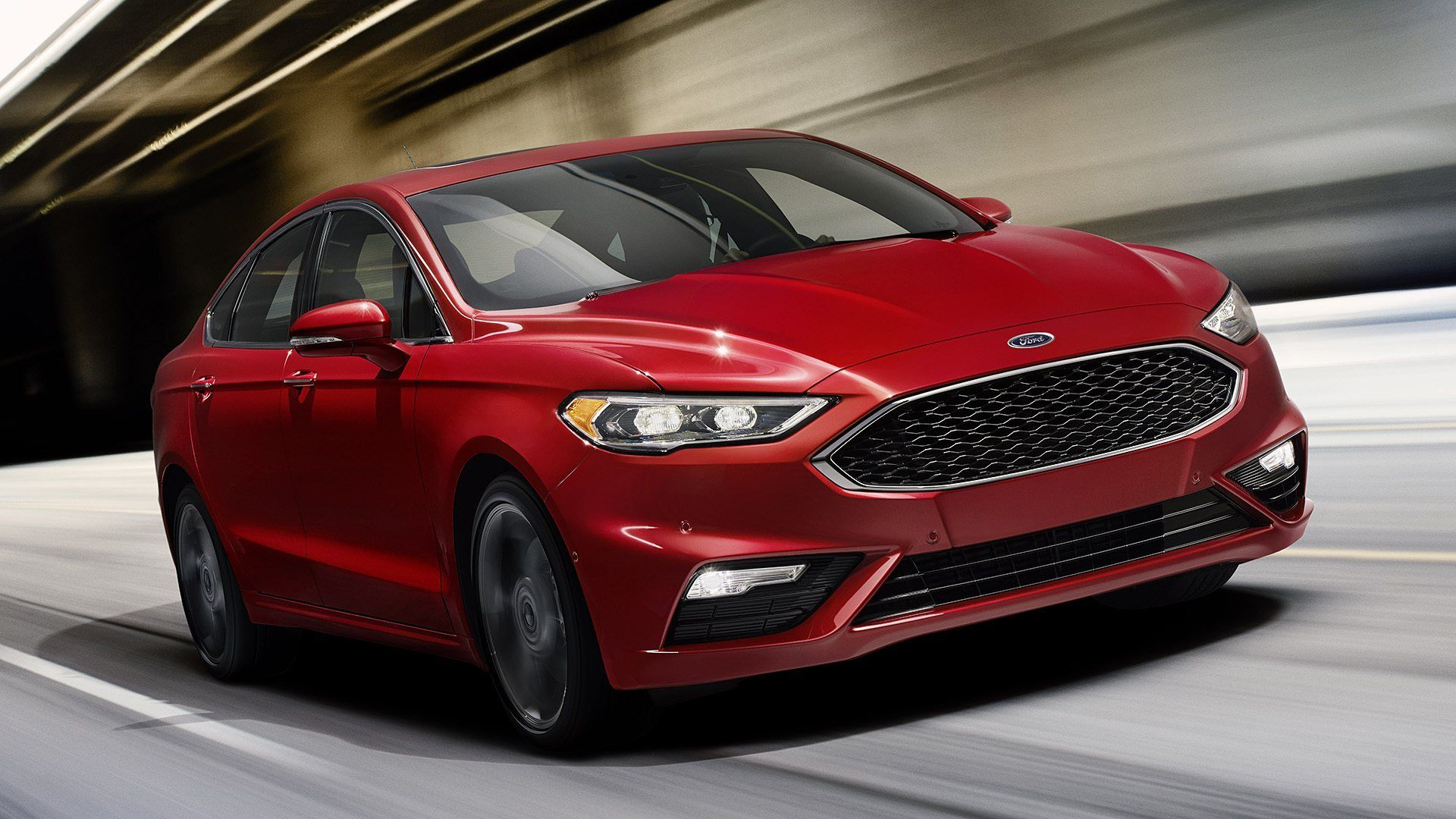 2021 Ford Mondeo New Concept