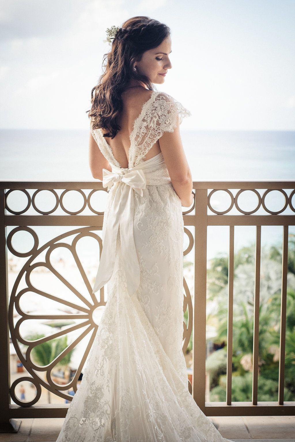 Anna Cbell Bridal Eloise Adress Handembellished Beaded Lace Wedding Dress Vintage Inspired For Old Hollywood Glamour: Anna Inspired Wedding Dress At Reisefeber.org
