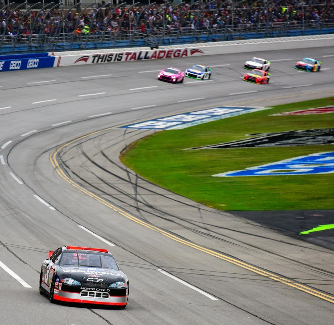 This Was Next Level Cool Nascar For3ver Nascar Vintage Racing Racing