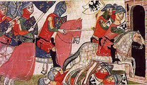 Purgatorio, de nalatigen, de geëxcommuniceerden, Canto III, Manfred van Sicilië (1232 - 1266), was de laatste heerser van Sicilië. Onwettige zoon van keizer Frederik II en Bianca Lancia. Geëxcommuniceerd door Paus Urbanus IV. Hij stierf tijdens de slag van Benevento, verslagen door de troepen van Karel I van Anjou. Hoewel hij van zijn zonden is bekeerd in articulo mortis (op het moment van sterven), moet hij boeten voor zijn weerspannigheid.