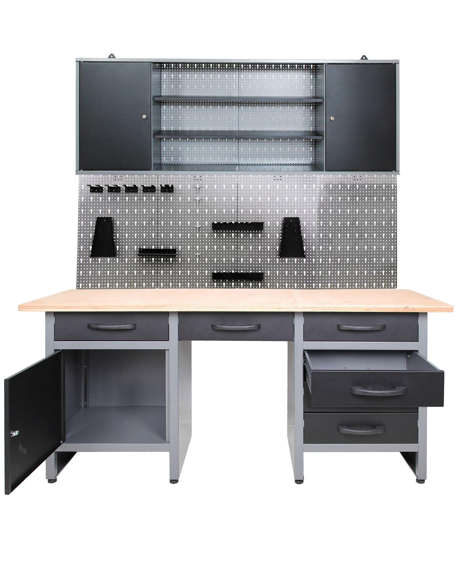 Werkstatt Set Harry 160 cm 1 Schrank günstig online kaufen