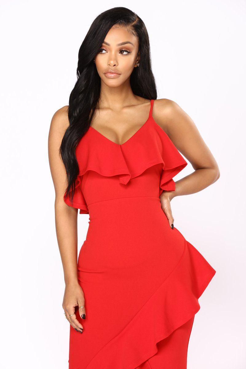 Inevitable Maxi Dress Red Maxi Dress Red Dress Work Dresses For Women [ 1200 x 800 Pixel ]
