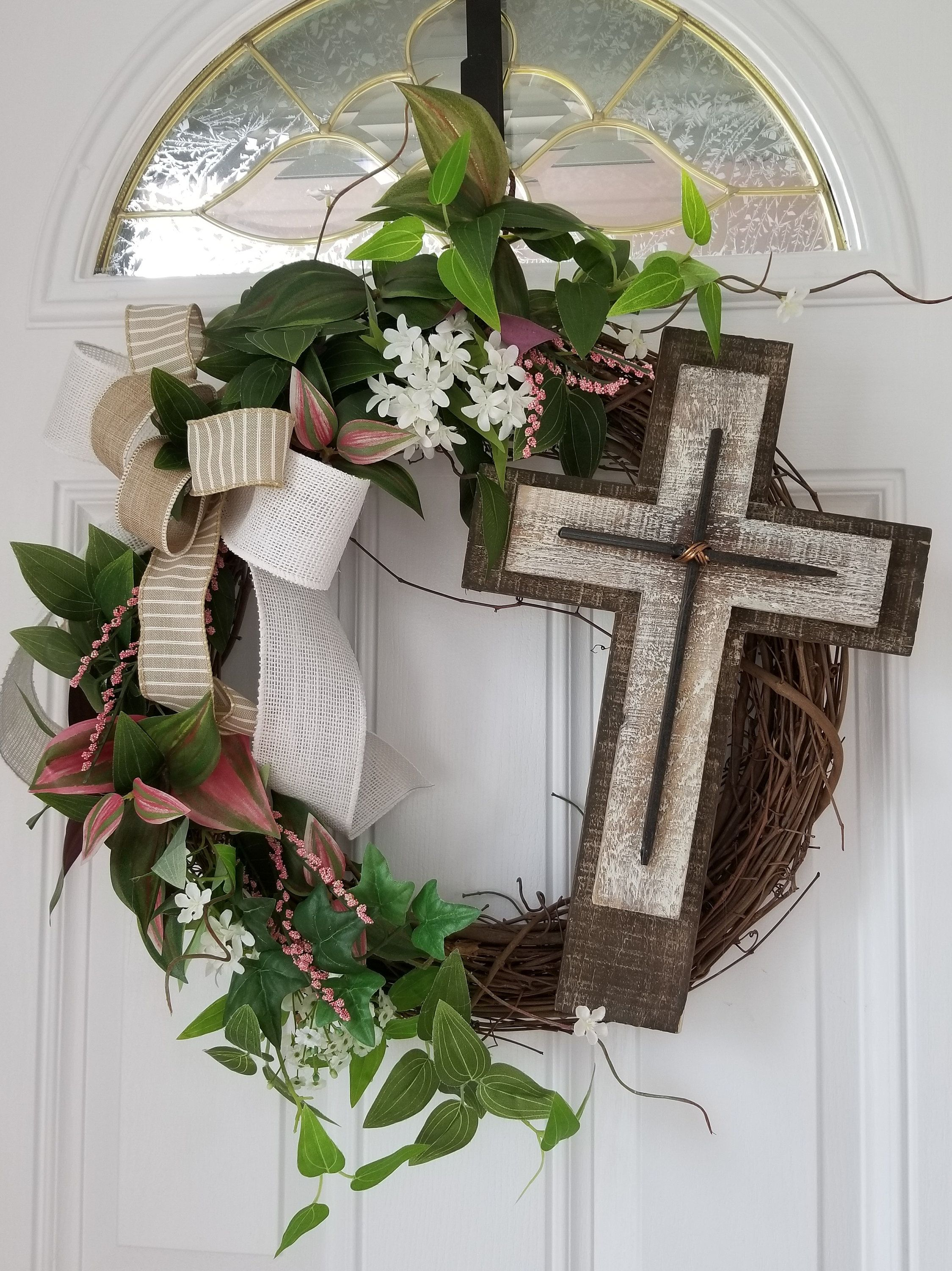 Pin On Grapevine Wreaths