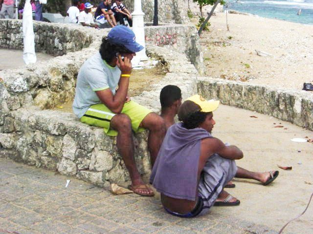 Federación Dominicana de Surfing – FEDOSURF – Dominican Surfing Contest First National Guibia Beach Santo Domingo 2006