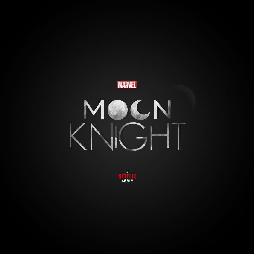 Moon Knight Logo Series Moon Knight Knight Logo Knight