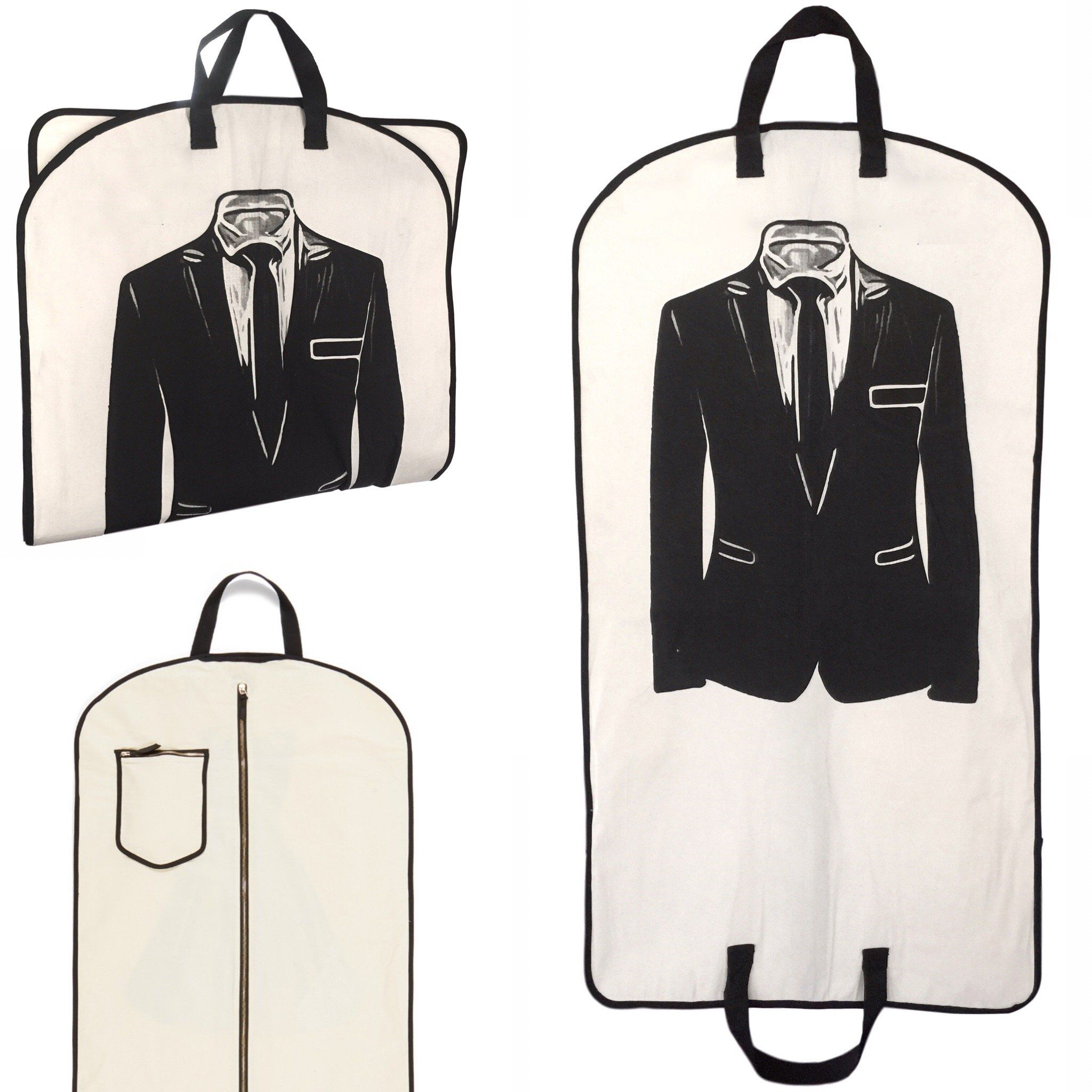 Men S Suits Garment Bag Con Imagenes Lavanderia Y Tintoreria Bolsos Cartera Trajes