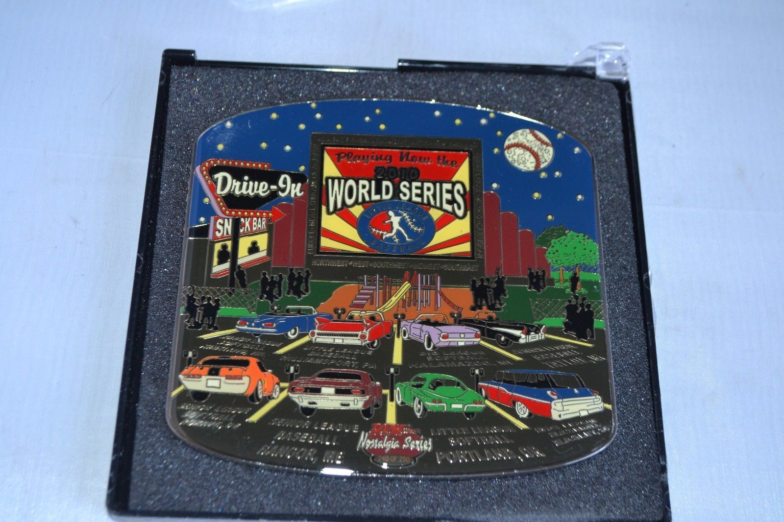 "Little League 2010 World Series Pin DPH Inc ""Nostalgic"