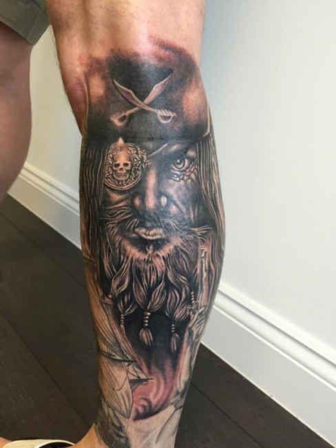 Pin By Best Tattoo Ideas On Calf Tattoos Leg Tattoo Men