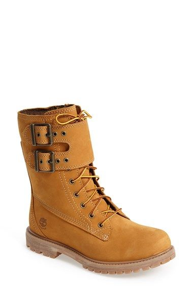 Timberland Earthkeepers® Waterproof Double Strap Boot (Women