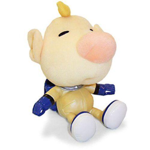 Amazon Com Official Nintendo Pikmin 2 Plush Doll Louie Toys