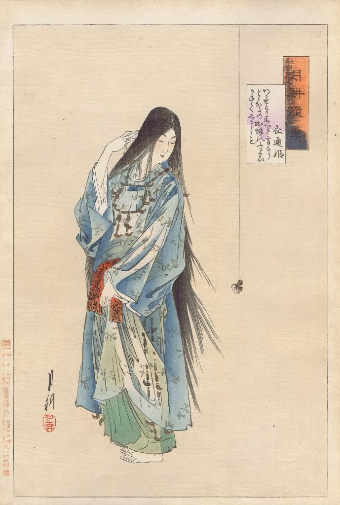 japanese artwork analysis Widely celebrated in japanese literature, poetry, and art, sakura carry layered meanings for example, because they bloom briefly, the blossoms are often seen .