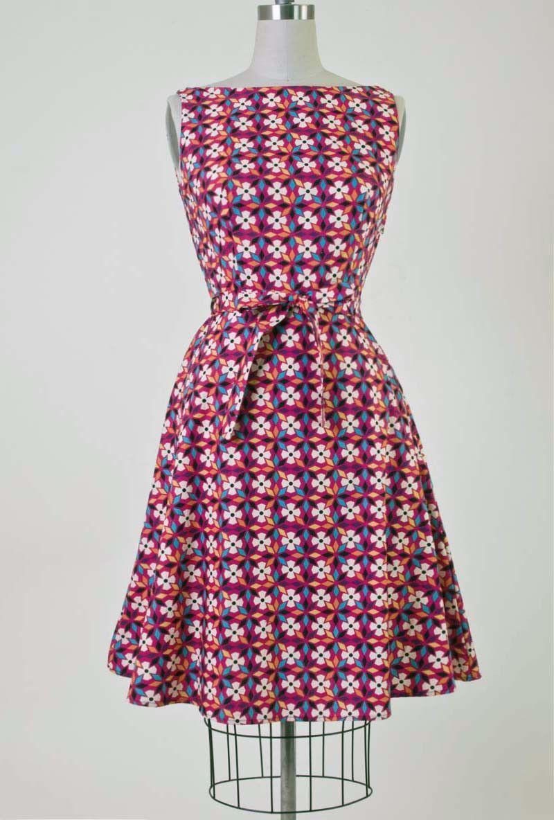 Monique Dress - Floresitas
