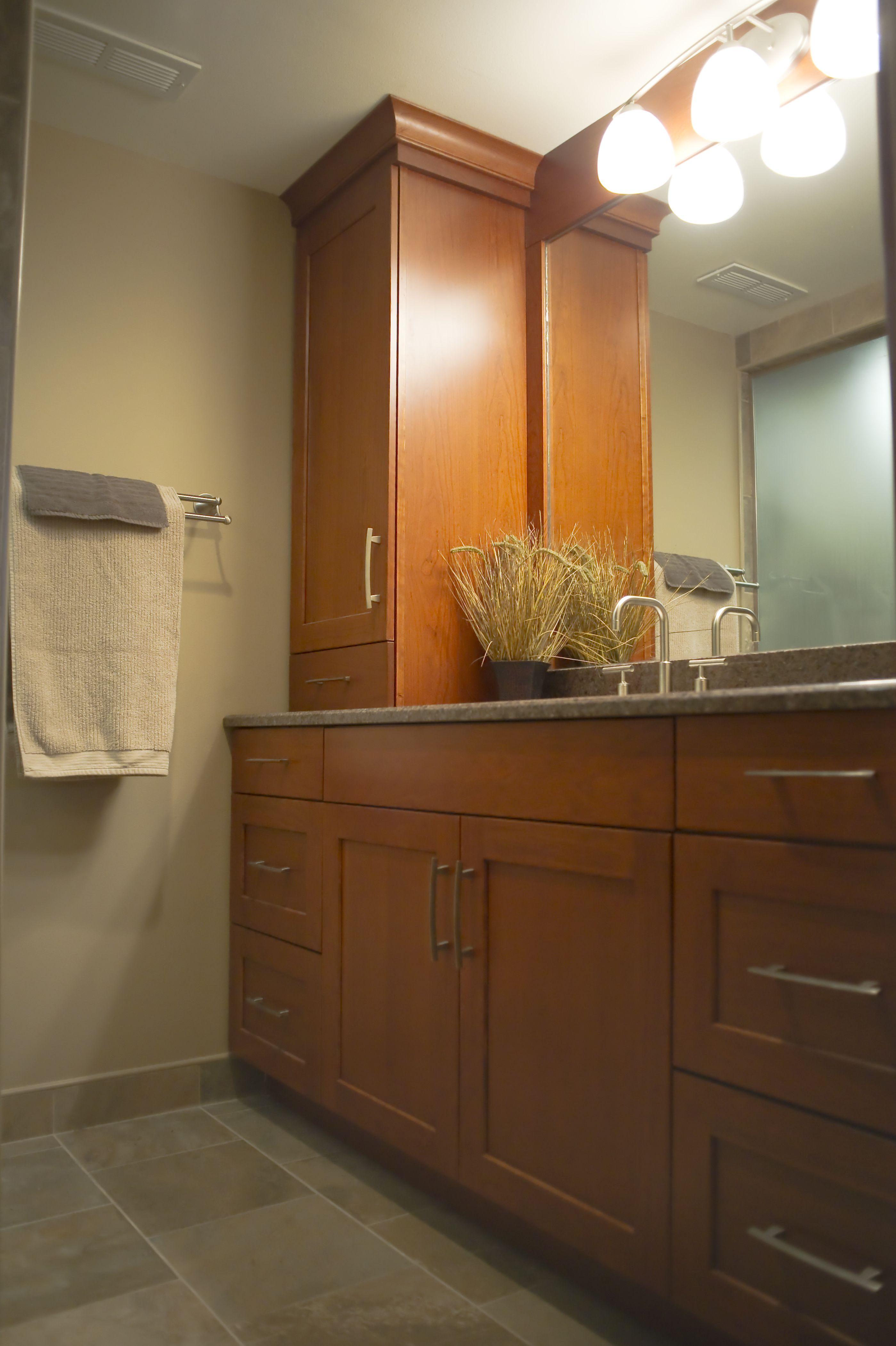Built In Bathroom Vanity Ideas: Bathroom Vanities