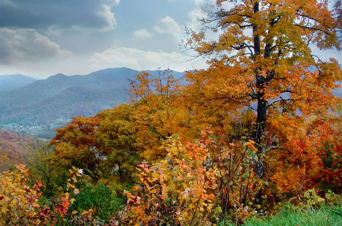 These Small Towns Have the Best Fall Foliage for Leaf