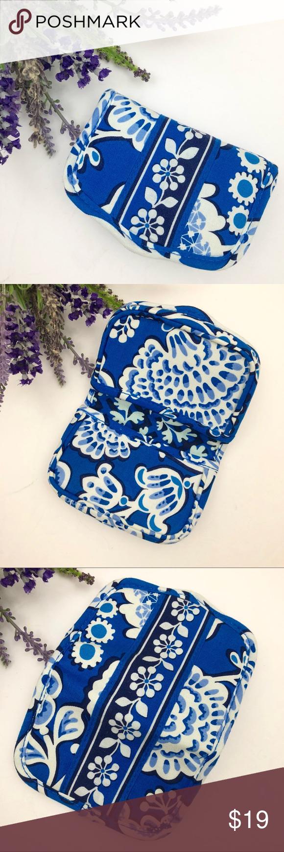 VERA Bradley Blue Lagoon Card Holder | Pinterest