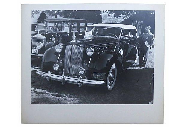 1920s Rolls Royce Roadster on OneKingsLane.com