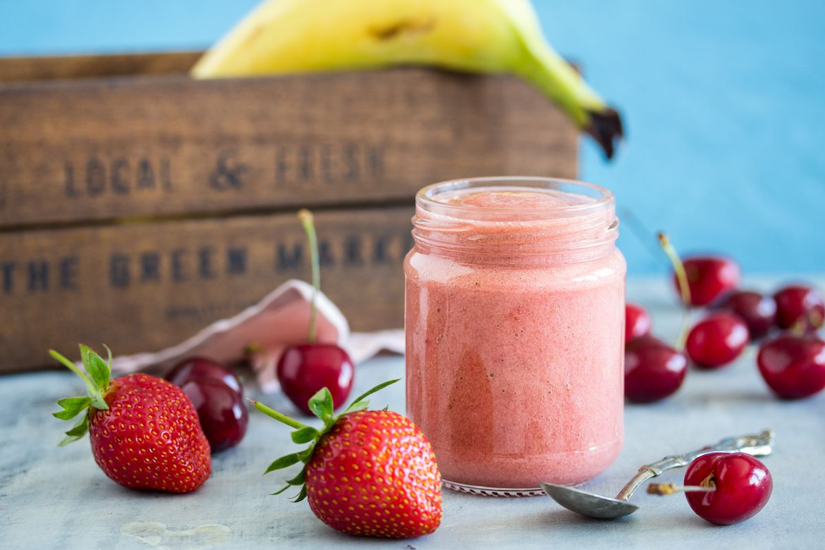 How to make strawberry puree your baby will love