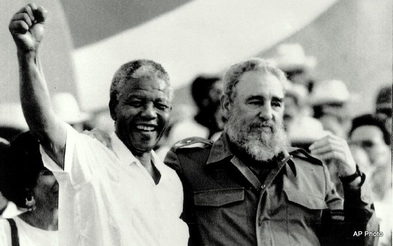 Fidel Castro And The Cuban Role In Defeating Apartheid #cubanleader