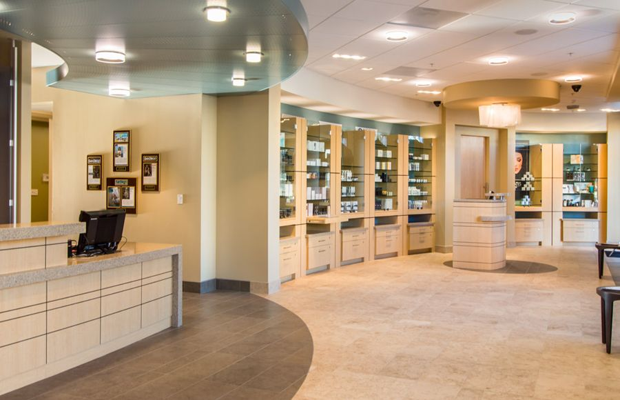 Retail Cosmetic HealthcareDesign in San Diego CA by Pacific 33