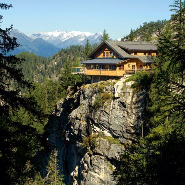 Camping Innsbruck: Dolomitenhuette, Lienz, Austria