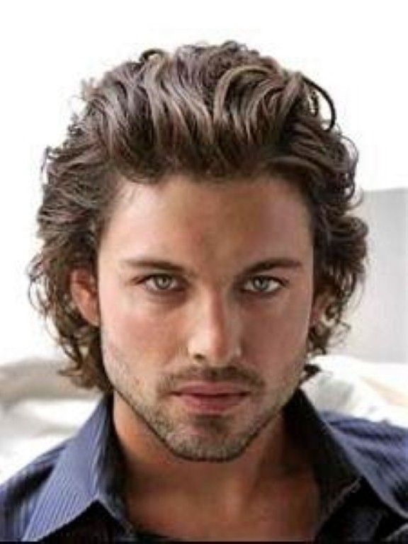 Cool Haircuts For Curly Hair Guys 21 New Men39s Hairstyles