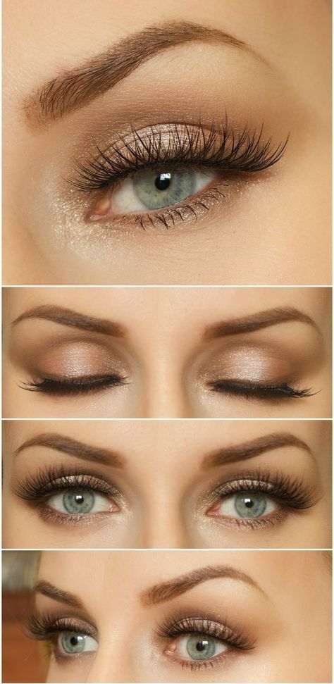 Super Wedding Makeup For Brown Eyes Gold 65+ Ideas