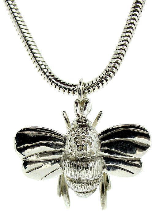 Will Bishop Sterling Silver Bumble Bee Bracelet 7d0M9Re