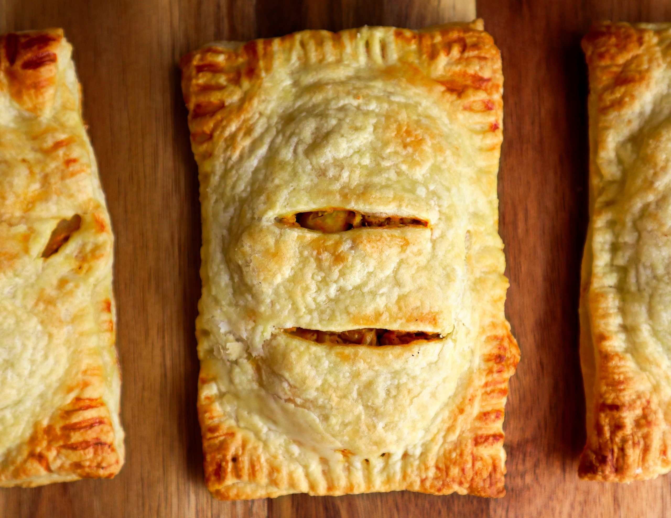 Today I M Showing You How To Make Savory Vegan Tofu And Veggies Hand Pies So If You Re Looking For Vegan Puff Pastry R In 2021 Puff Pastry Recipes Savory Vegan Pastry