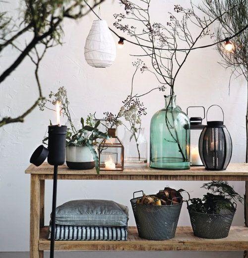 Kerzen Deko Schlafzimmer: Spot On: Schöne Wohnideen Mit Kerzen, Leuchten Und