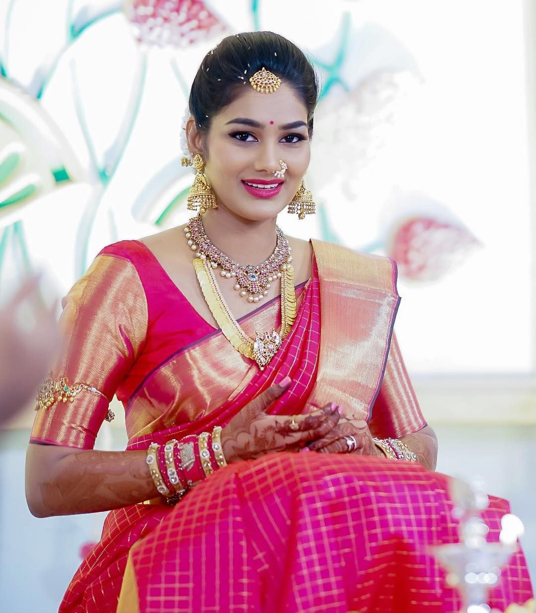 Photo of 50 Stunning Bridal Sarees That Are Our Favourites From The Year 2017