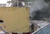 Incendio En Cárcel General Pedro Santana De El Seibo, Afecta Varias Celdas #Video